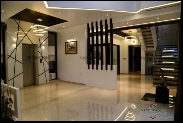 Planning, interiors and landscape design at Jayanagar, Bangalore.