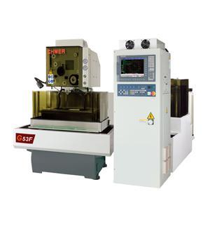 CNC WIRECUT MACHINEWe SPEW are involved in manufacturing of different types of dies and punch. We are having a latest technology machineries imported from TAIWAN and CHINA to get the maximum accuracy of the products. We have engineers to operate the machines which are in themselves skilled enough to give the best output and with accuracy and precision.A team of engineers are involved in drafting and designing of the products as per the requirement of the customers with their experience and knowledge about the different sofwares and technologies.We are having the machines with height of 550mm and table size 800mm X 600 mm, height 370 and table size 400 X 300mm.We are leading Manufacturer of CNC WIRECUT MACHINE in Gujarat, India