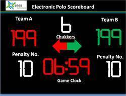 Digital ScoreboardsWe are among the leading names in the industry, engaged in offering Digital Scoreboards to our valuable customers. These scoreboards are designed in compliance with the latest technological standards and deliver optimal performance. Offered scoreboards maintain pace with the ongoing game and can be easily installed.Features:Accurate resultsEasy installationOptimal performance