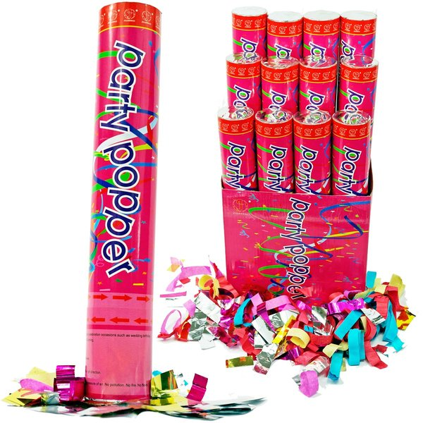 Begin your party with a blast with those splendidly hued birthday party  poppers. These birthday party  noisemakers are ideal for adding rushes to a New Year's party , birthday party , wonder birthday party  or other exceptional occasion. Provide for visitors to permit off at a key minute, and guarantee that poppers are pointed faraway from the face and other individuals before dismantling the string to discharge the fervor! We nowadays imported from china to our supporter. We are one of the