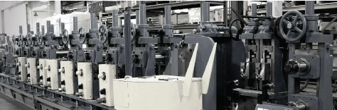Gallium offers custom-made ERW HF Tube mills in both Conventional WFormingDesign and Cassette-type Rafted Design for rapid changeoverwhich results in lesser down-time and increased productivity.Each tube mill is designed as per exact specifications and features asrequested by our clients.