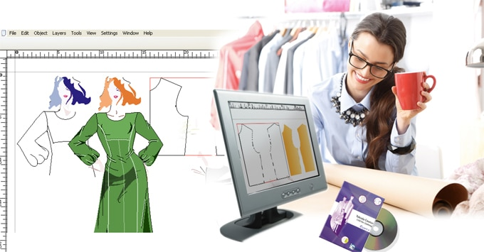 A Fashion Designer must be aware of the various Computer Aided Designing softwares for representeing there visualisations in a much much better way and in a very short span of time. These softwares not only save time but they are also precise and hence make the life of a designer easy.