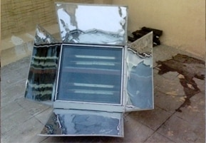 Solar oven is product used for baking of product at desired temperature. there are lot more application where you can use our solar oven.Baking of Bakery foodsIndustrial applications for moisture removalMaking confectionery and cookiesInstant heating in solar cookerIt is very simple in construction and works on same principle as a solar cooker . it has been engineered such that it has longer duration of heat storage, stability and higher temperature range. temperature range is above 150-180 degree Celsius.Many sizes will be available as per the customer requirement like domestic as well as industrial applications