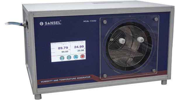 Humidity and Temperature Generator