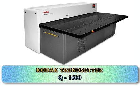 Kodak Trendstter Q 1600 VLF Thermal CtP