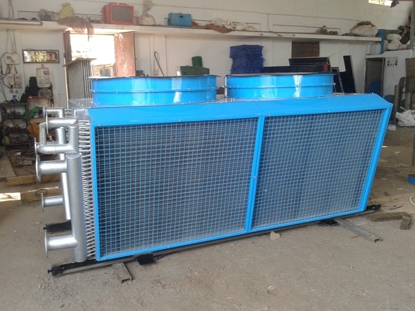 Hitech Equipments Cooling Tower In Lebanon