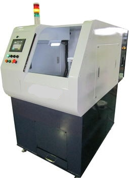 Our SENJO SEIKI is an integrated manufacturer of Chamfering and Deburring  Machines. The unique design of SENJO SEIKI machines incorporates a patented, stylus tracing   unit that eliminates the need for any component placement or computer programming   which are needed in CNC machineries.