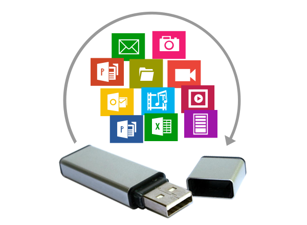 Pen drive, also known as memory stick or USB stick, is used to store data from a computer. Pen drive devices are essentially small hard drives with 32GB, 64GB, and 128GB storage capacity.Under some circumstances, USB pen drive or stick users found their documents, photos, music, videos and audio files missing due to various reasons. When you lost pen drive files, the best option that you have here is to turn to professional pen drive data recovery software for help.Here, we concluded 6 common USB pen drive problems that most users could meet: Pen drive not showing data files.USB pen drive becomes inaccessible or RAW.Windows says the pen drive not formatted.Flash drive damaged, corrupted.Careless deletion, formatting or virus infection on the USB pen drive. Unexpected data loss brings a lot of trouble to pen drive users, and if you're facing any one of the similar issues, relax, Contact us our expert team will help you.