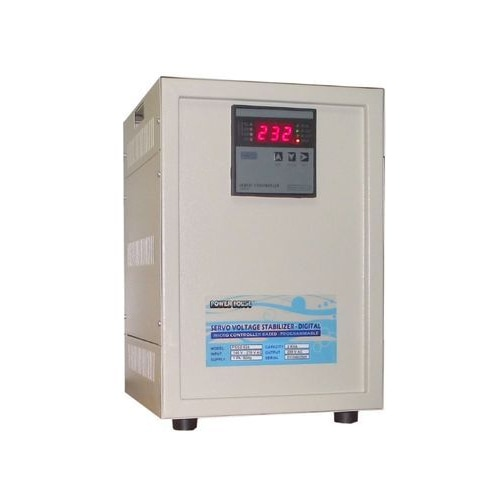 Backed by a team of well-informed experts, we are a well-known firm in the market for providing an extensive series of Servo Voltage Stablizer. Moreover, we offer this product at nominal costs.