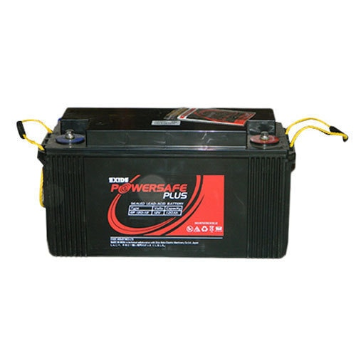 We are a well-known name, involved in providing an extensive series of Exide Power Safe Batteries. Our product is extremely employed by customers owing to their study nature.