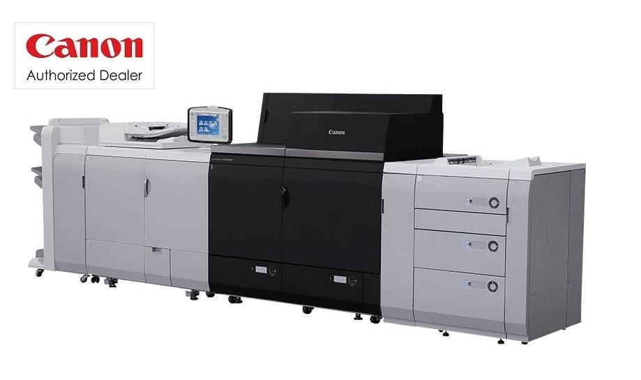 1. Speeds up to 100/80 prints per min.2. Deliver vibrant image quality even on textured media.3. 2, 400x2, 400 dpi print resolution4. Multi Density Adjustment Technology5.