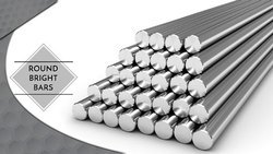 Bright Steel Bars are produced from black bars by passing through dies in a cold condition or by turning the bars in a peeling machine and some other processes.