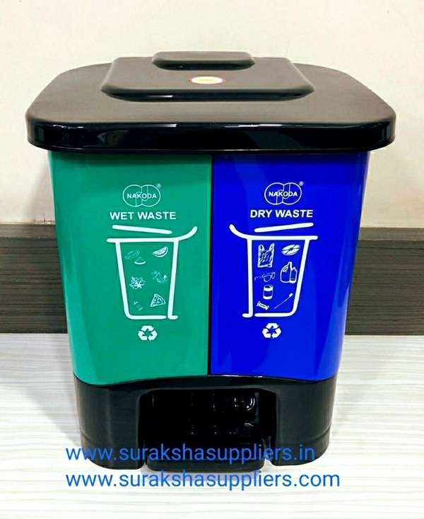 Dustbin 2 in 1:  25LitersUsed areaOffice/School/Residential purpose using