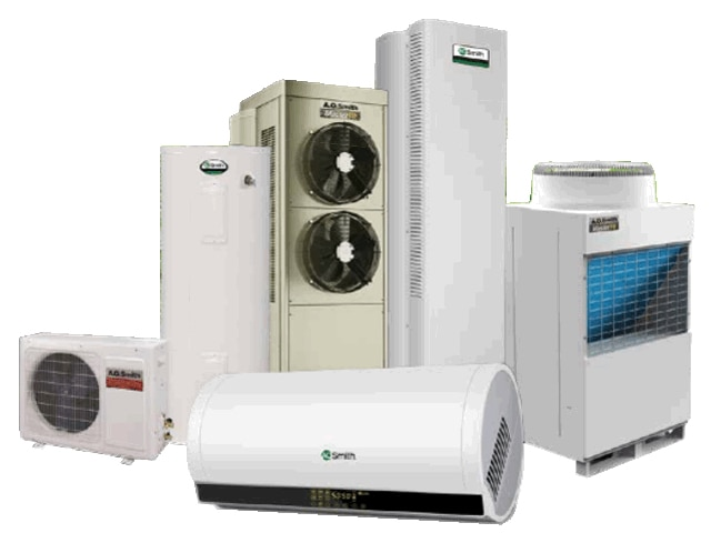 AOSmith make Heat Pump is the number one Heat Pump brand in India!! They come from AOSmith USA, which is the oldest & best company in the field of Hot Water across the globe! We support the sale of AOSmith Heat Pumps with Excellent Engineering suited to your site conditions & prompt after sales service to ensure trouble free hot water for life!!