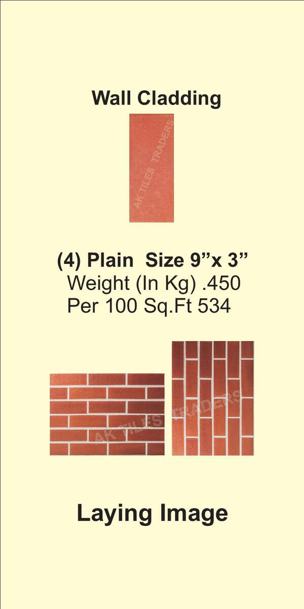 For Wall Cladding like brick image