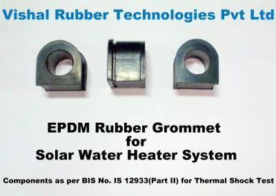EPDM Rubber Grommet for Flat Panel Solar Water Heater System