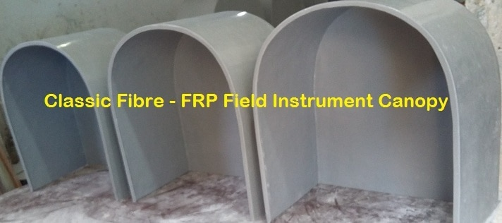 FRP Instrument Cover