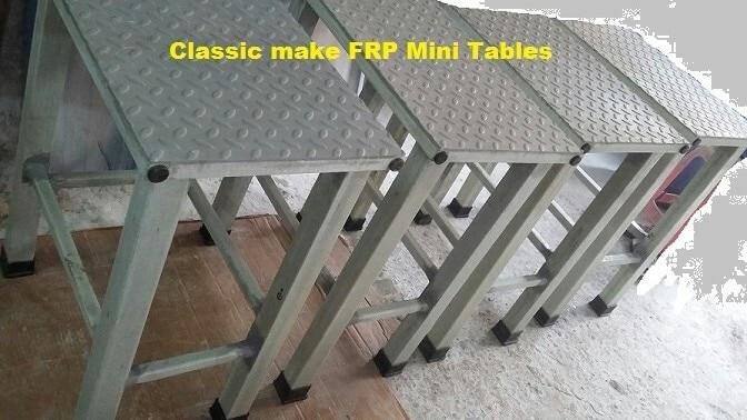 FRP Mini Table