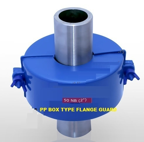 Box type Flange Guards 1